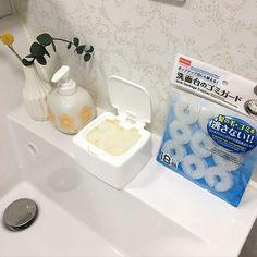 こういうのが欲しかった!洗剤・お掃除の100均アイテム | RoomClip mag | 暮らしとインテリアのwebマガジン