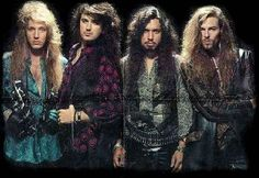 """Stryper - My first experience with """"Christian Rock."""""""