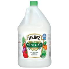 The many uses of vinegar. ...