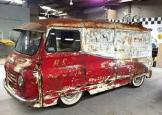Rat van.Classic Car Art&Design @classic_car_art #ClassicCarArtDesign
