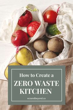 Wanting to reduce the plastic in your kitchen and lead a more zero waste lifestyle doesn't have to be difficult. Here's how you can achieve a zero waste kitchen in seven simple steps. These eco friendly tips will help on your sustainability journey. Old Kitchen Cabinets, Kitchen Cabinet Design, Kitchen Paint, Vegan Humor, Vegan Funny, Zero Waste Store, Dustpans And Brushes, Organizing Hacks, Fruit And Veg