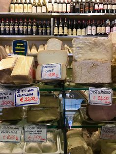 A cheese lovers guide to Rome. Yippee!