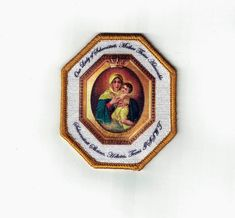 Our Lady of Schoenstatt Award — Catholic Committee on Girl Scouting Girl Scout Patches, Mailing Address, Patch Design, Our Lady, Girl Scouts, Helotes Texas, Catholic, Reflection, Awards