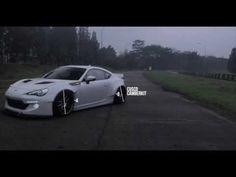 Stay Wide | Justin's Rocket Bunny BRZ | BTK Media - YouTube