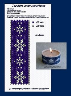 Beaded Bracelet Patterns, Peyote Patterns, Beading Patterns, Beaded Ornament Covers, Beaded Ornaments, Beaded Christmas Decorations, Motifs Perler, Beaded Banners, Beaded Boxes