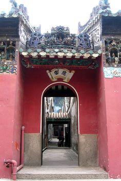 Temple  Macau, China  | China photo