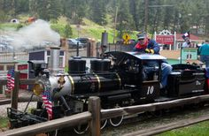 Visit a Kid-Sized City in Tiny Town, Colorado