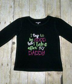 Custom Designed Toddler shirt, Customized Baby Bodysuit, Baby Shower Gift, Toddler Birthday Gift, Childrens tops, Little girl shirts