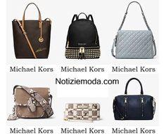 Borse Michael Kors primavera estate 2016 moda donna
