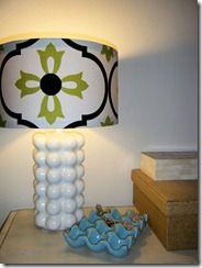 Lamp and Shade upcycled