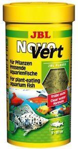 a jbl novovert novo vert comida para peces 250 ml precio chollo