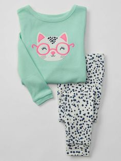 9b134ec70 Shop Gap for warm, comfortable and adorable baby girl pajamas. Discover  pajamas for baby girls in cute styles and cuts.