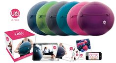 Ugi at Home System | Ugi Fitness - A functional fitness system you can use at home.  This looks really cool... I would totally get the pink one!