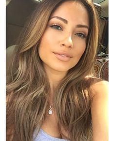 Jessica burciaga's makeup