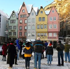 A Winter Walking Tour of Cologne, Germany was one of the fun excursions on our AmaWaterways Rhine River Cruise. Be sure to add this to your winter travel in Germany itinerary.