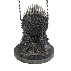 Game of Thrones Resin Throne Ornament, 4.25-Inch