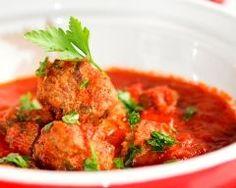 Boulettes de boeuf à la tomate façon tajine (facile, rapide) - Une recette CuisineAZ