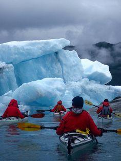 Columbia Glacier by thehappycamper101, via Flickr