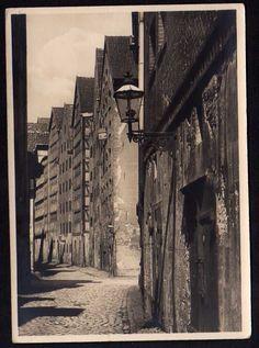 Königsberg Pr.   Alte Speicher um 1940