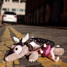 Road Kill Toys from Firebox.com