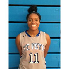 FCSAA/NJCAA Region 8 Women's Basketball Player of the Week is Cloe Lane, St. Petersburg College. #SPCollege