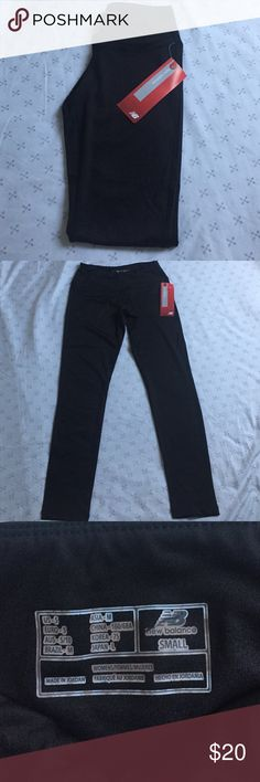 New balance tights These are a brand new pair of new balance tights. NWT New Balance Pants Track Pants & Joggers