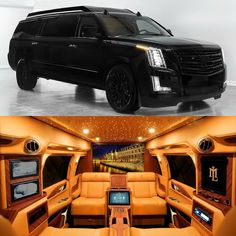 Luxury Cars Suv Cadillac Escalade 67 New Ideas - Land Rover defender Cadillac Escalade, Cadillac Ats, Suv Cars, Sport Cars, Luxury Van, Best Luxury Cars, Luxury Cars Interior, Interior Design, Fancy Cars