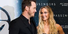 Chris Pratt And Jennifer Lawrence Are Both Kinda Freaky!