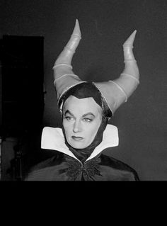 The voice of Maleficent*The Evil Queen from Sleeping Beauty* Eleanor Audley