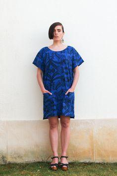 Jatuli : SS15 : Basie Tunic Dress
