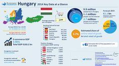 Hungarian e-commerce turnover