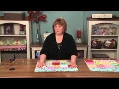 How to Make a Tote Bag Using Charm Packs | National Quilter's Circle - YouTube