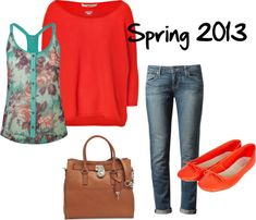 Spring Fashion 2013 - Love this outfit!