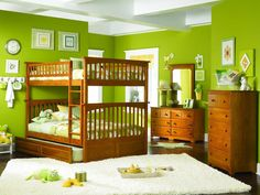 Get inspired by Traditional Kids' Bedroom Design photo by Wayfair. Wayfair lets you find the designer products in the photo and get ideas from thousands of other Traditional Kids' Bedroom Design photos. Cool Kids Bedrooms, Kids Bedroom Sets, Kids Room, Childrens Bedroom, Small Bedrooms, Full Bunk Beds, Kids Bunk Beds, Bedroom Green, Bedroom Decor