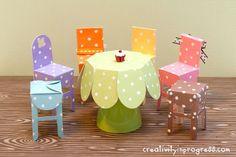 Cute for fairy tea party