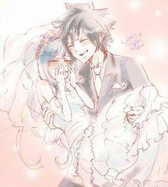 Le moment tant attendu est enfin arrivé leur amour dévoilé au grand jour par ce mariage qui les liéra pour toujours jusqu'à la mort les sépare
