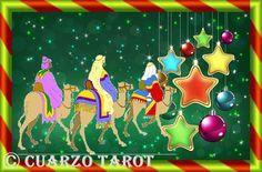 Los Reyes Magos, Algunos rituales de la Noche de Reyes:  https://www.cuarzotarot.es/navidad/los-reyes-magos #FelizLunes #Feliz2017 #AñoNuevo #ReyesMagos