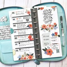 Filofax Planner - Are You Presently Seeking Information About Personal Time Management? Planner Layout, Planner Pages, Life Planner, Printable Planner, Planner Stickers, Planner Ideas, College Planner, Printable Calendars, Printables