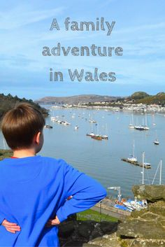 A family adventure in North Wales, exploring the beautiful Snowdonia landscape and the huge variety of fun family activities on offer.