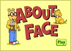 Play About Face Great for emotional literacy and regulation teaching