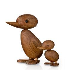 Hans Bølling Duck and Duckling. Hurtig levering og gratis forsendelse Designklassikershop.dk http://designklassikershop.dk/shop/architectmade-duck-176p.html