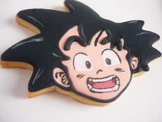 This Pin was discovered by Jhons Din. Discover (and save!) your own Pins on Pinterest. | See more about dragon ball, cookies and dragons.