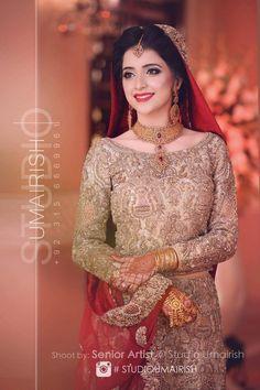 Bridal Jewelry Don't Just Wear It For The Wedding Bridal Dress Design, Bridal Style, Muslim Women Fashion, Indian Fashion, Women's Fashion, Fashion Trends, Pakistani Wedding Dresses, Wedding Lenghas, Bollywood Wedding