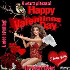 8950943_0b804.gif Happy Valentines Day, Trending Memes, Funny Jokes, Wonder Woman, Entertaining, Superhero, Movie Posters, Inspiration, Good Night