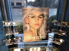 Tom Ford fashionable frames