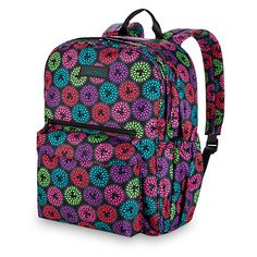 fcbbbb962c09 Mickey Mouse Lighten Up Grande Backpack by Vera Bradley