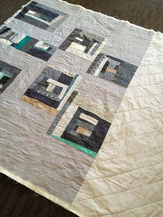 Libby Dibby Stuff: Improv quilt
