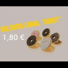 #balsamolabial #donuts #regalosoriginales #detallesparamujer #regalos #bodas #cumpleaños #fiestas #eventos #enlace #novios