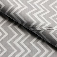 Expressions Chevron Printed Cotton Sheet Set | Overstock.com Shopping - Great Deals on Sheets