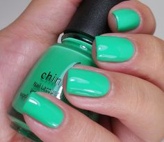 Treble Maker by China Glaze Top 10 Nail Polish Colors For 2015